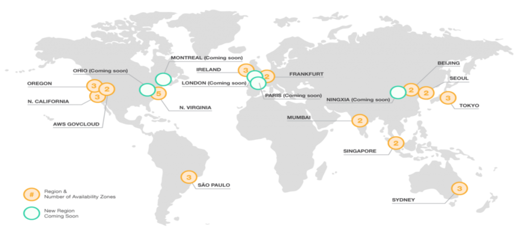 AWS Announces Immediate Availability of London Region